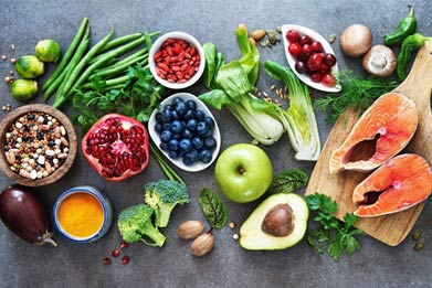 بهترین غذاها برای کاهش استرس