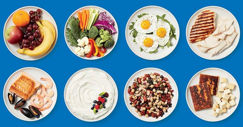 رژیم غذایی مراقبت وزن