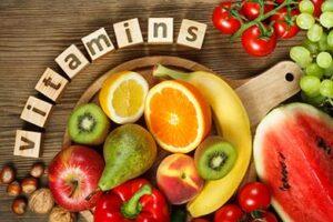 ویتامینهای ضروری برای بدنسازی